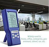 Анализатор воздуха детектор CO2 5 датчиков!, фото 9