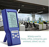 Анализатор воздуха детектор CO2 5 датчиков!, фото 10