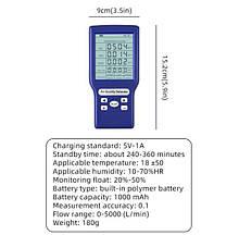 Анализатор воздуха детектор CO2 5 датчиков!