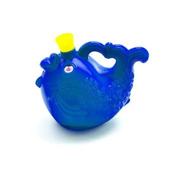 """Детская игровая лейка """"Рыбка"""" 08091 для полива растений (синяя)"""