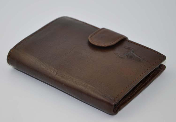 dd152fabebd9 Винтажный мужской кожаный кошелек из натуральной кожи(В наличии  коричневый), ...