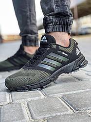 Кросівки чоловічі 18601, Adidas Spring Blade, зелені, [ 41 42 43 44 45 46 ] р. 41-26,5 див.