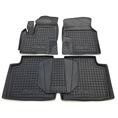 Полиуретановые (автогум) коврики в салон  Lifan X60 2011- / Лифан Икс60