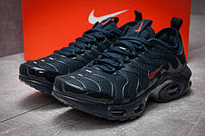 Кросівки жіночі 12953, Nike Air Tn, темно-сині, [ 39 ] р. 39-25,2 див.