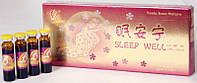 Китайский экстракт для успокоения и хорошего сна 10х10мл