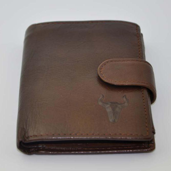 fc1d932d9550 Винтажный мужской кожаный кошелек из натуральной кожи(В наличии коричневый)