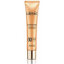 Солнцезащитный антивозрастной флюид для лица Лиерак Санисим SPF30 Lierac Sunissime Fluid Global Anti-Aging 40