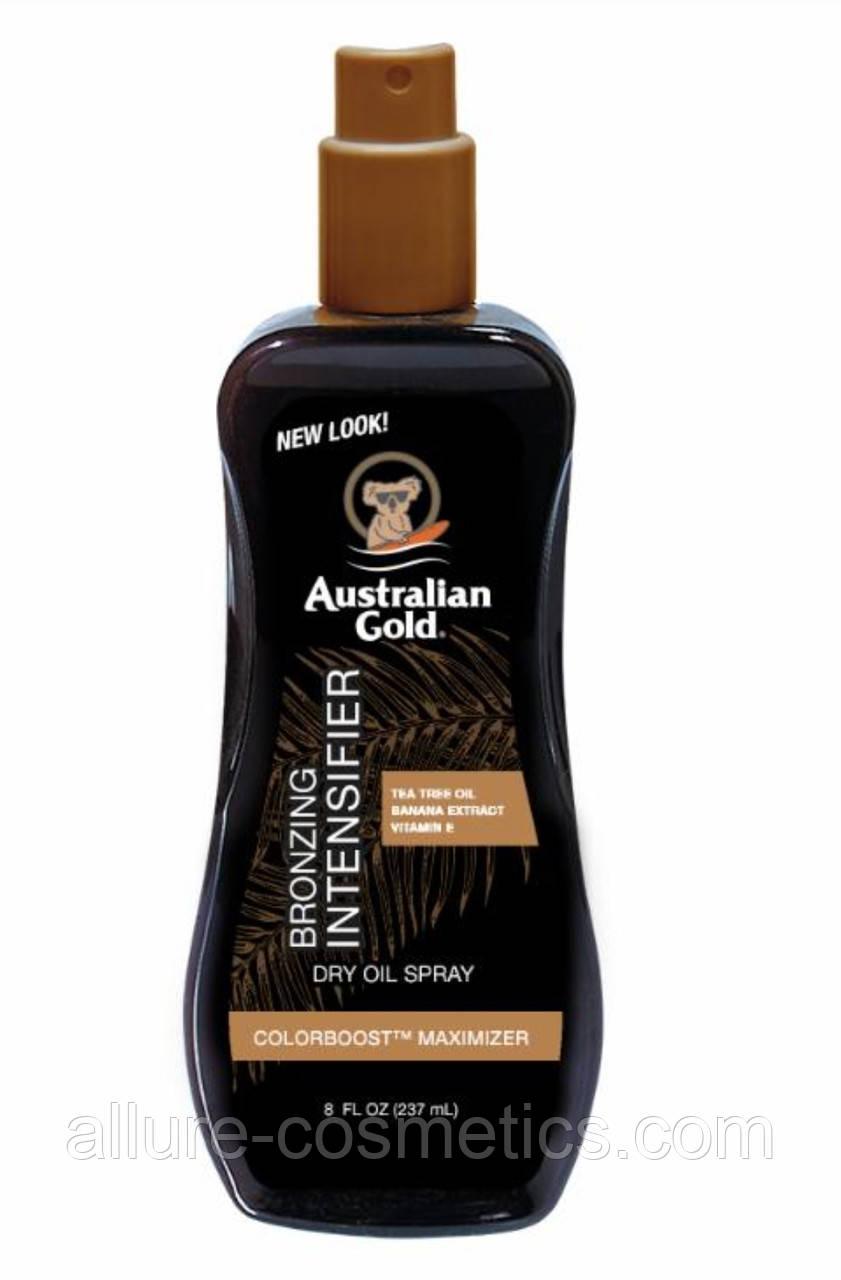 Спрей для усиления загара Australian Gold Bronzing Dry Oil Spray Intensifier