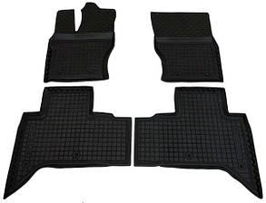 Авто килимки в салон  Land Rover Range Rover 2013-/Ленд Ровер Рендж Ровер