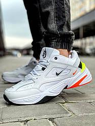 Кросівки чоловічі 18205, Nike M2K Tekno, білі, [ 45 ] р. 45-29,0 див.
