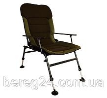 Рибальське коропове крісло Vario Elite XL 2426 (до 150 кг)
