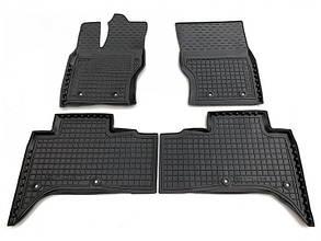 Авто килимки в салон Land Rover Range Rover Sport 2014-/Ленд Ровер Рендж Ровер Спорт
