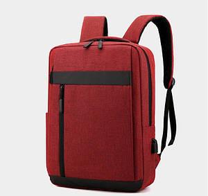 (40*30)Городские Рюкзак USB Модный туристический рюкзак мужской компьютерный рюкзак опт