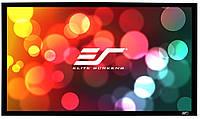 "Elite Screens ER100WH1 (221x125 см) проекційний екран 100 ""на рамі CineWhite"