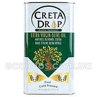 """Оливковое масло """"Creta Drop"""" Extra Virgin 3 л, Греция"""