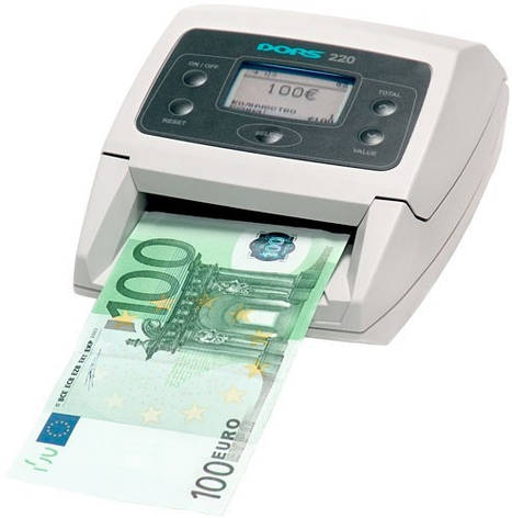 DORS 220 Автоматический детектор валют, фото 2