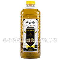 """Оливковое масло """"Creta Drop"""" Pomace ПЭТ 3 л, Греция"""