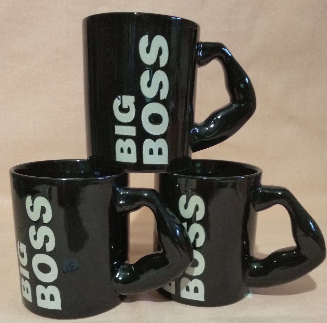 """Чашка """"Boss"""""""