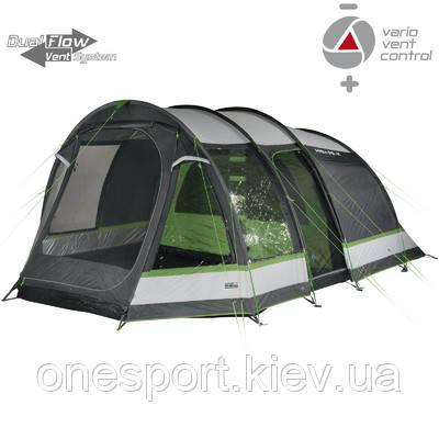 Палатка High Peak Bozen 6.0 Light Grey/Dark Grey/Green (11837) + сертификат на 500 грн в подарок (код