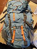 Рюкзак для путешествий походов рыбалки охоты трекинговый Crivit 70л Германия спортивный вместительный, фото 2