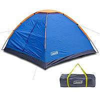 Палатка,Палатка туристическая,палатка трехместная,палатка Coleman,палатка 3 местная, палатка 3,кемпер,палатка, фото 1