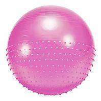 Мяч для фитнеса (фитбол) двухсторонний Gymnastic Ball 85 см, большой