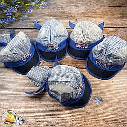 Бандана з вставками з сітки для малюка (обсяг 48 - 50 см) (01903)