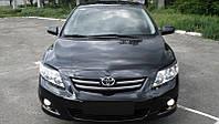 Реснички на фары Toyota Corolla 2006-2009 г.в.