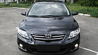 Реснички на фары Toyota Corolla 2006-2009 г.в., фото 1