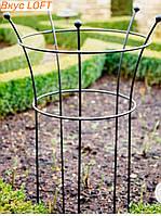 Опора для растений 45х80 см. Кольцевая опора. Опора конус садовая. Опора садовая для вьющихся растений цветов