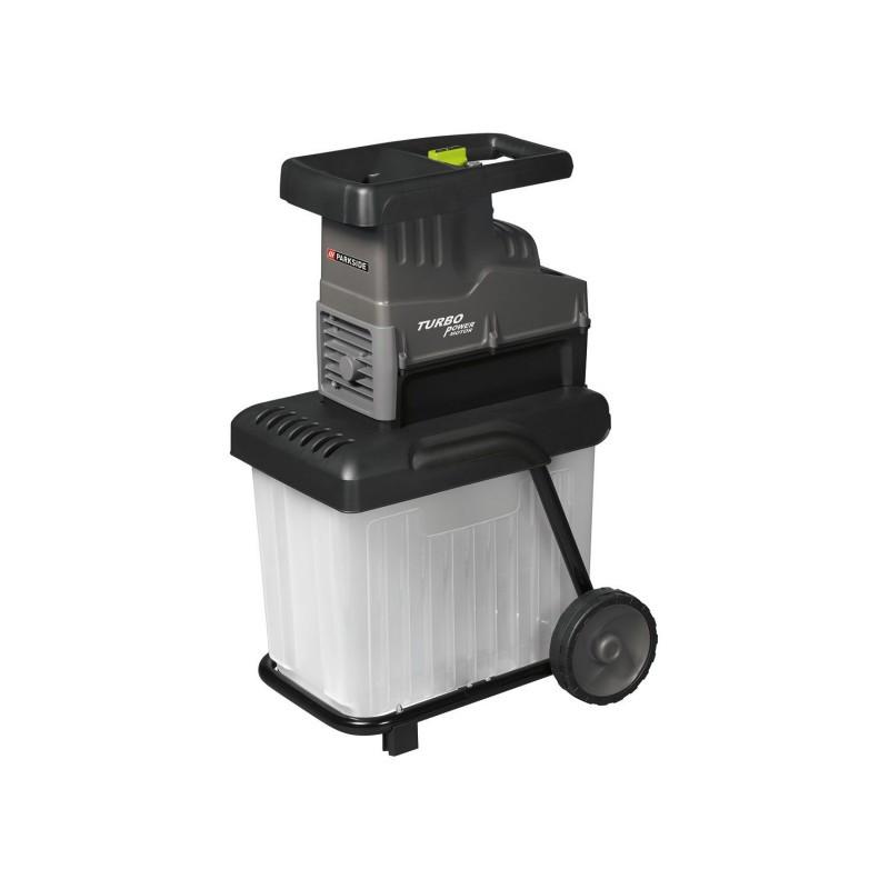 Садовый роликовый измельчитель PARKSIDE PWH 2800 A1 дробилка шредер