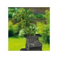 Садовый роликовый измельчитель PARKSIDE PWH 2800 A1 дробилка шредер, фото 6