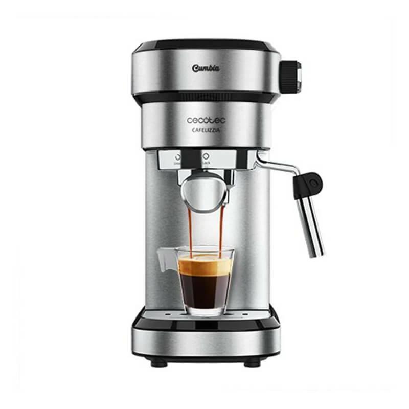 Рожковая кофеварка эспрессо Cecotec Cafelizzia 790 Steel