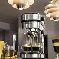 Рожковая кофеварка эспрессо Cecotec Cafelizzia 790 Steel, фото 3
