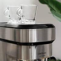 Рожковая кофеварка эспрессо Cecotec Cafelizzia 790 Steel, фото 4
