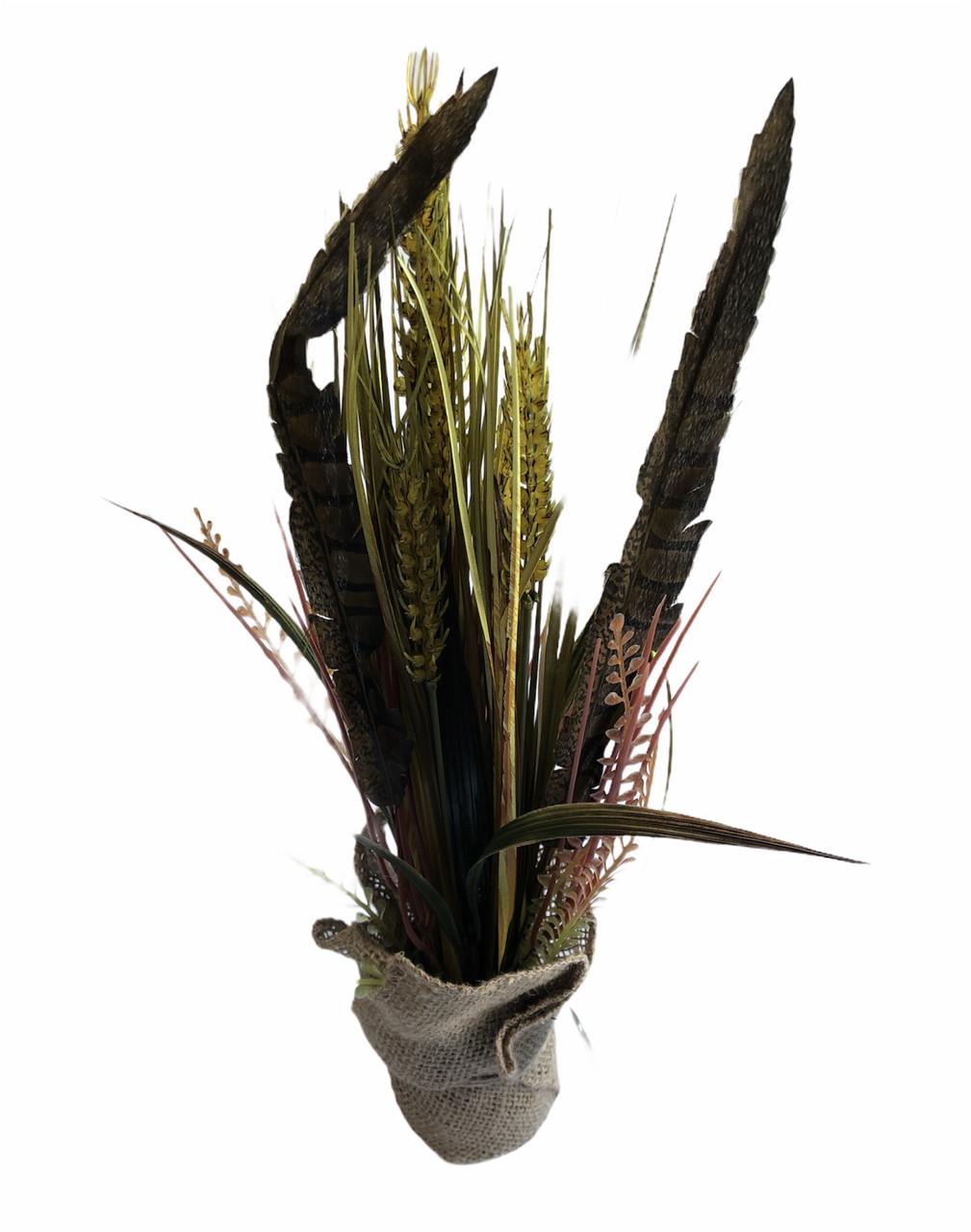 Декоративний квітка в вазоні EDEKA