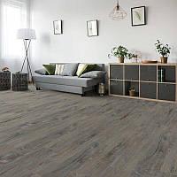 Christy Carpets Oak Grove Charcoal Rustik Oak 425 114 клейова вінілова плитка