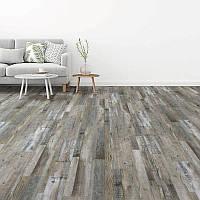 Christy Carpets Oak Grove Grey Reclamation Oak 425 122 клейова вінілова плитка
