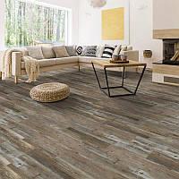 Christy Carpets Oak Grove Brown Reclamation Oak 425 725 клейова вінілова плитка