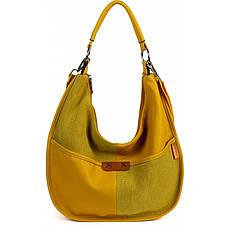 Сумка жіноча №A006-1 Жовтий