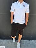 Чоловічий костюм двійка річний футболка і шорти, фото 2