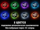 Подсветка подстаканника с логотипом автомобиля HYUNDAI, фото 6