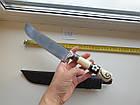 Ніж. Узбецький традиційний пчак (ніж, пичок)., фото 3