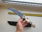 Ніж. Узбецький традиційний пчак (ніж, пичок)., фото 4