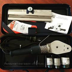 Паяльник для труб мечевидный (плоский) без звуковой сигнализации DYTRON POLYS P-4 mini (850W) d20-32мм (Чехия)