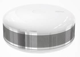Розумний датчик диму FIBARO Smoke Sensor Z-Wave Білий (FGSD-002_ZW5)