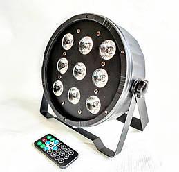 Светодиодный прожектор Led Par 9x12 RGBW 3in1