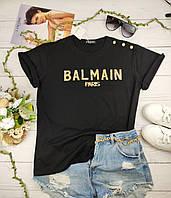 Стильная женская футболка Balmain (Балман)