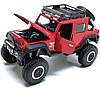 Машинка Металлическая Jeep Wrangler Rubicon
