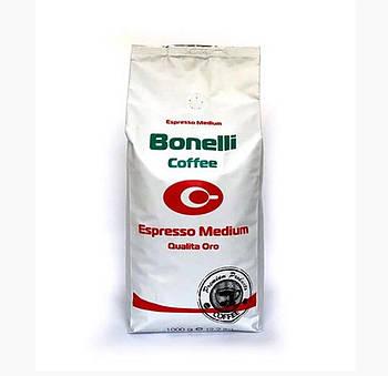 Кофе в зернах Bonelli Espresso Medium 1000gr